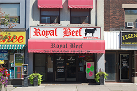 About Royal Beef